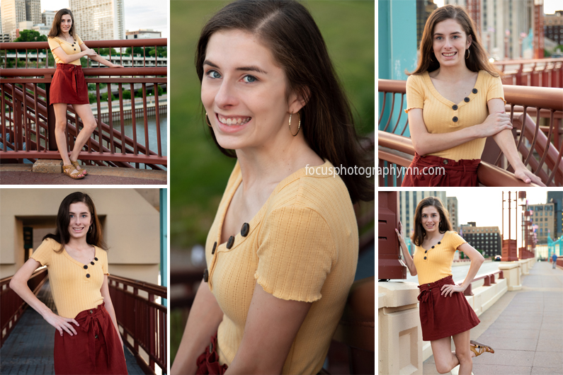 City Girl Senior Portraits | Focus by Susan