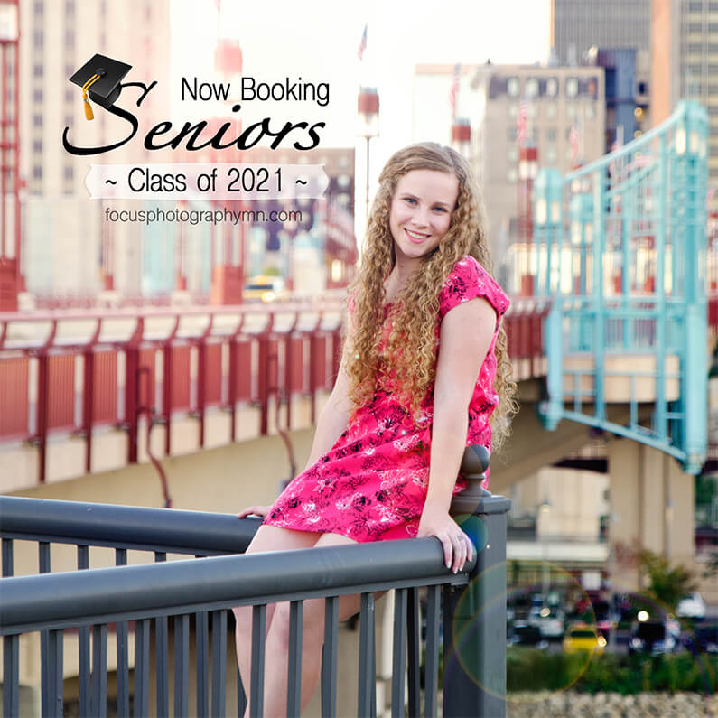 Booking High School Seniors | Affordable Focus Photography by Susan