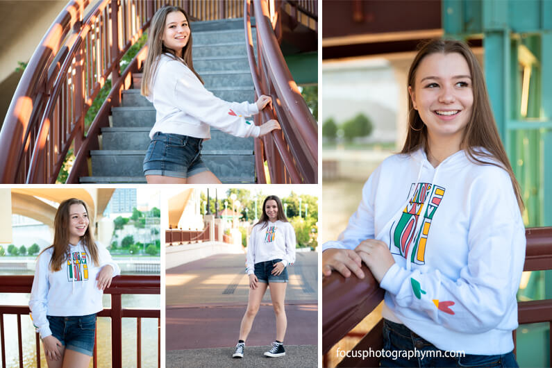 St Paul Senior Portraits | Focus by Susan